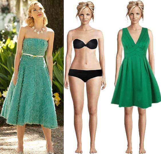 Dress Appropriately for Your Body Shape