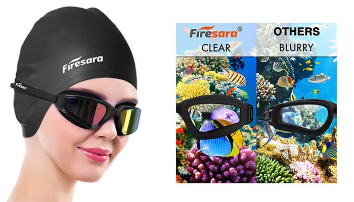 How to Care for Prescription Swim Goggles