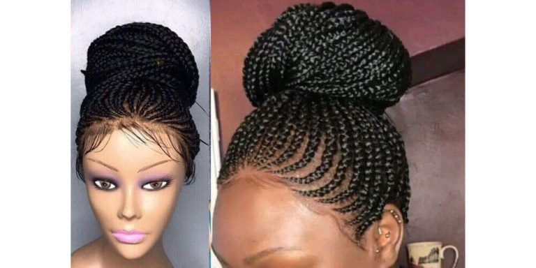 How to Find a Natural Looking Braided Hair Wig