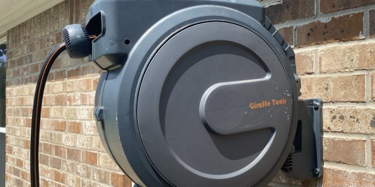 Why You Need A Pressure Washer Hose Reels