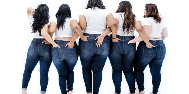 The Difference Between Standard And Plus-Size Clothing