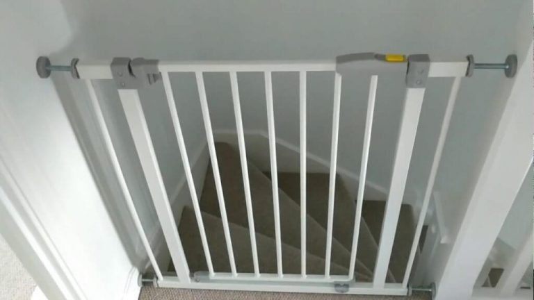Tips for keeping babies safe at home with safety gates